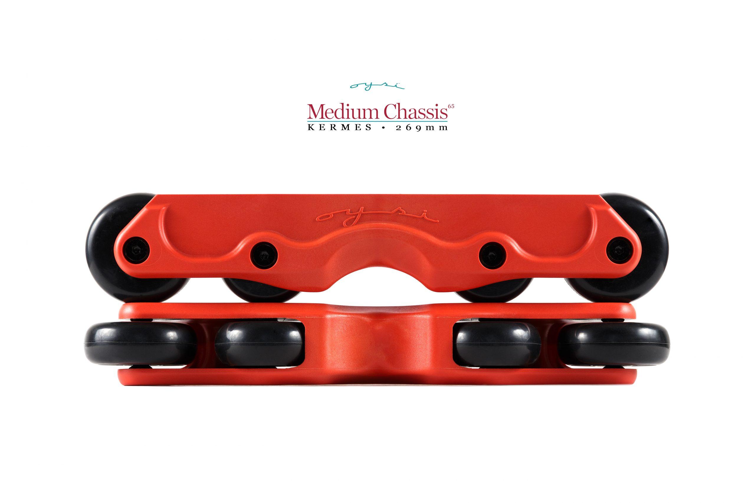Oysi Medium Chassis - Kermes Red