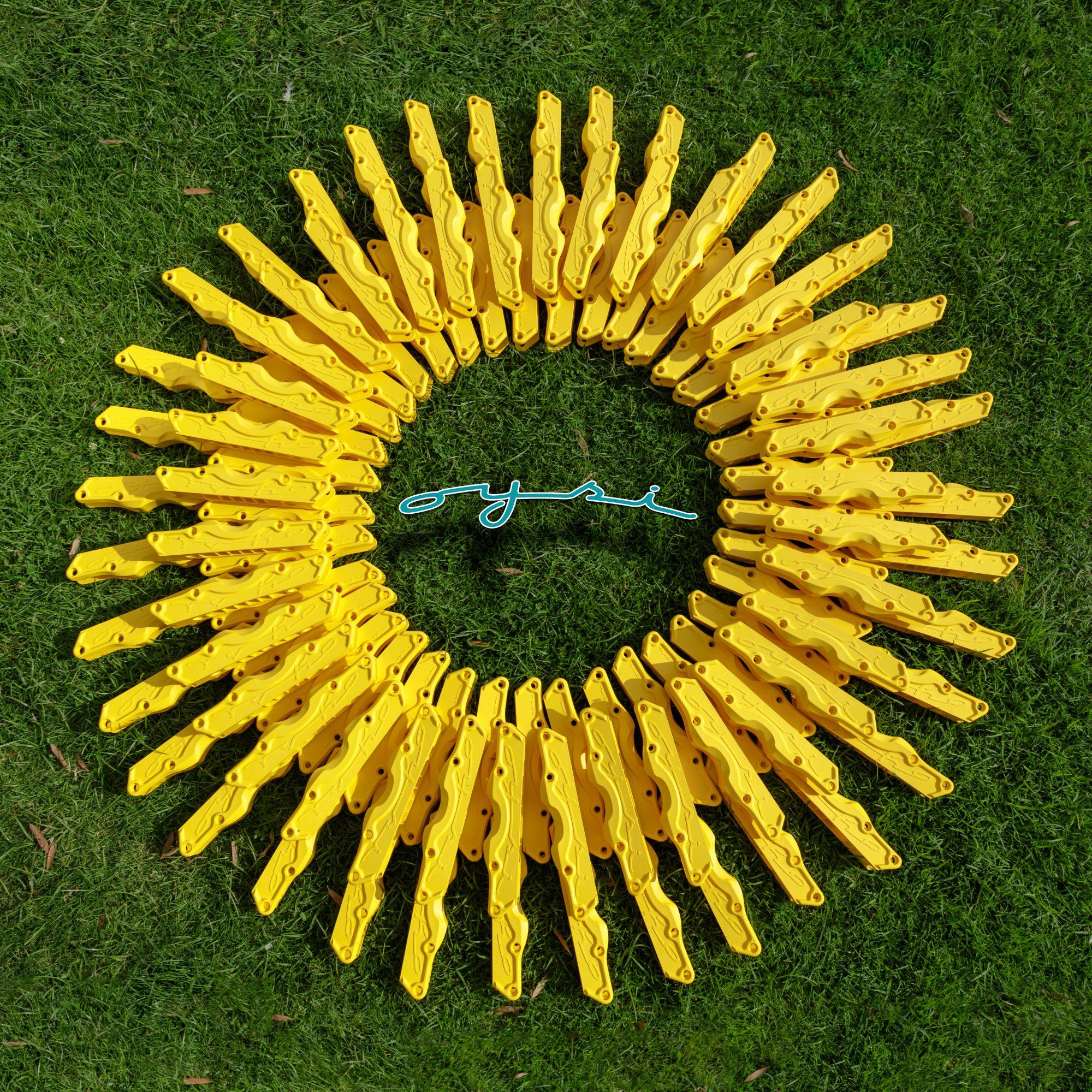 Oysi Sunflower Girasol Chassis